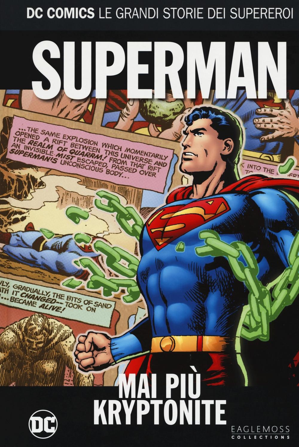 Mai più. Superman. Le grandi storie. Vol. 60