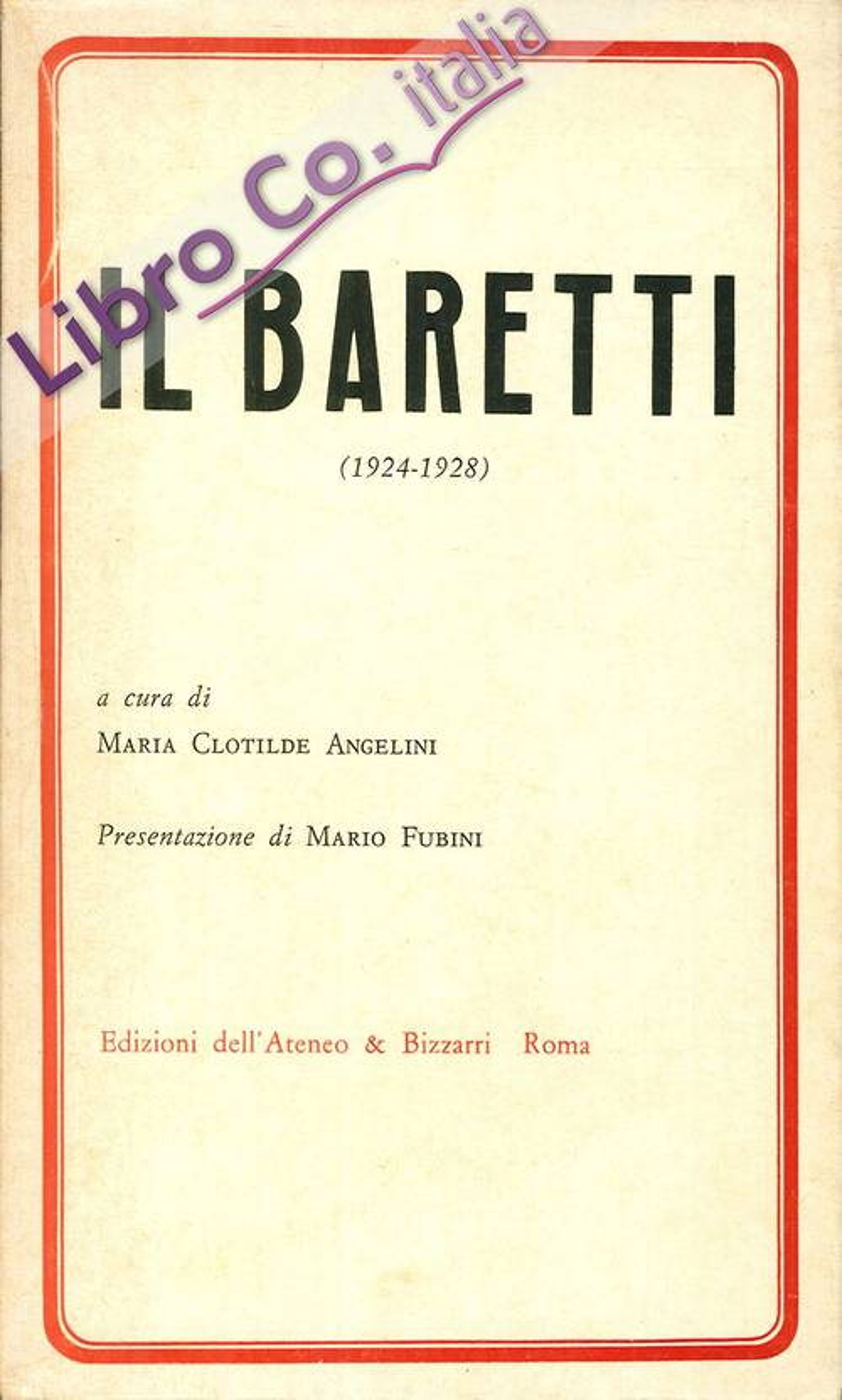 Il Baretti (1924-1928)