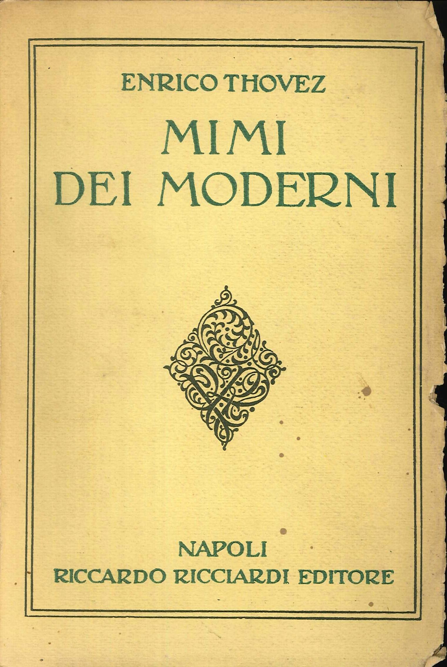 Mimi dei Moderni