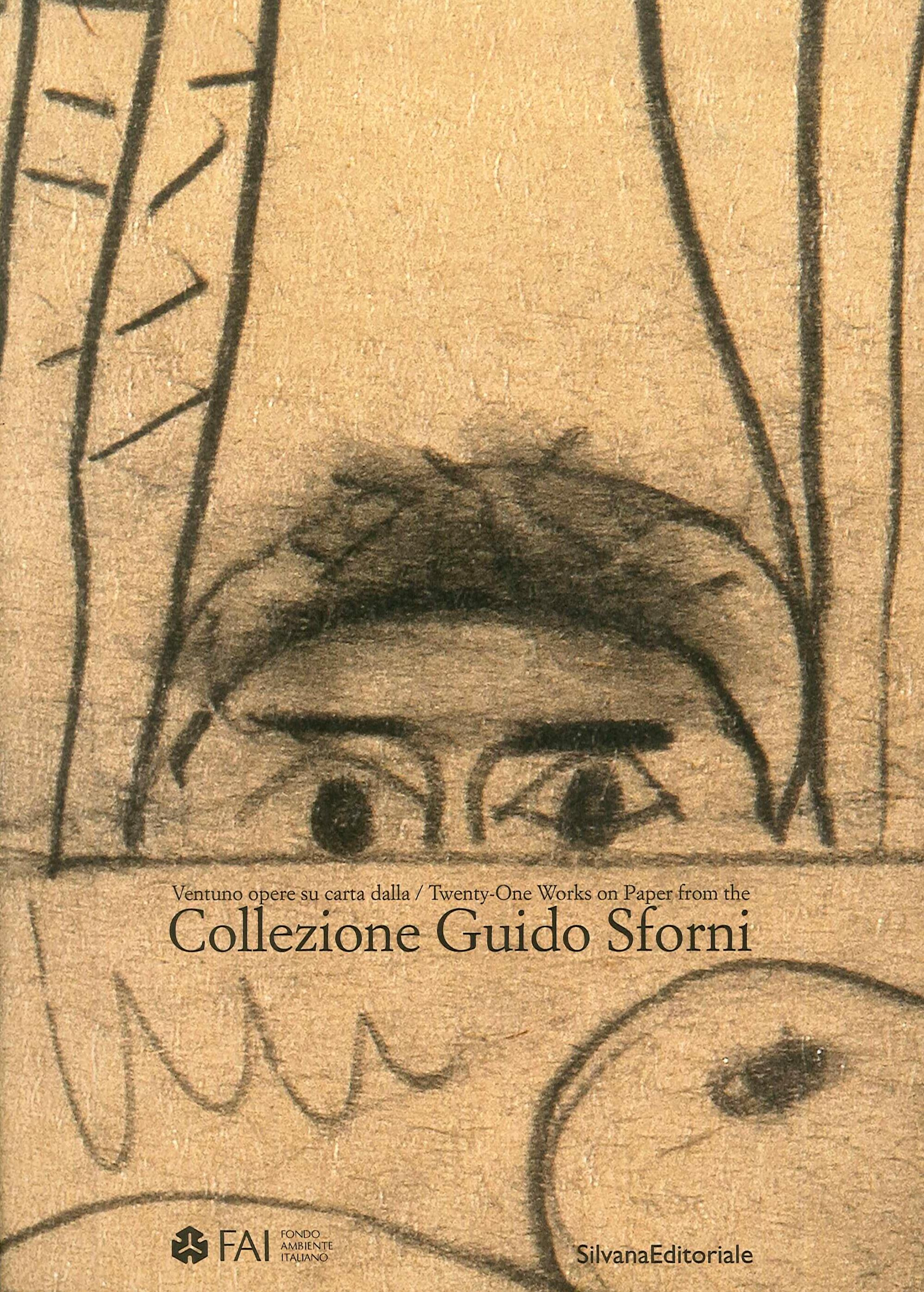 Collezione Guido Sforni.21 opere su carta. 21 Works on paper from the