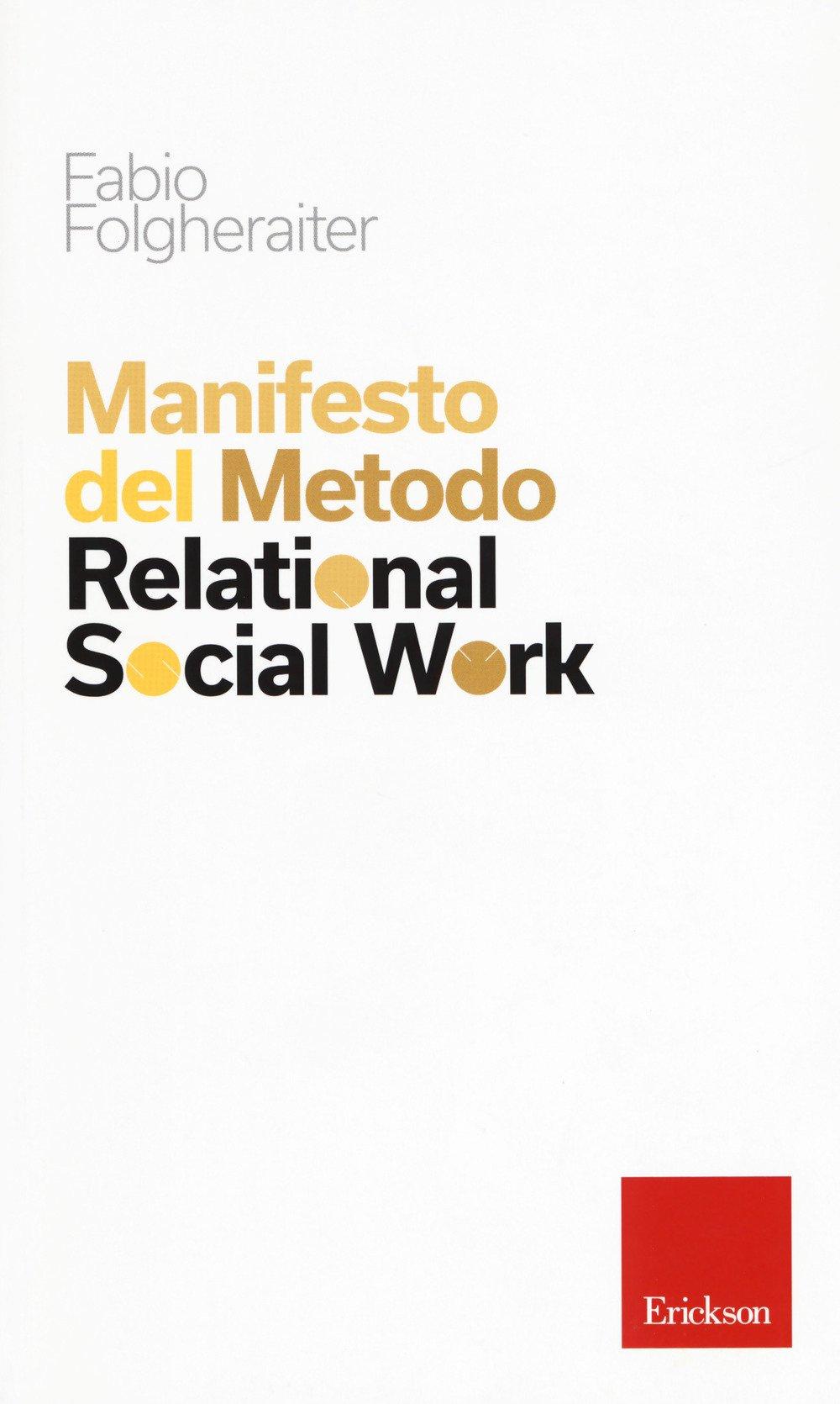 Manifesto del metodo Relational Social Work