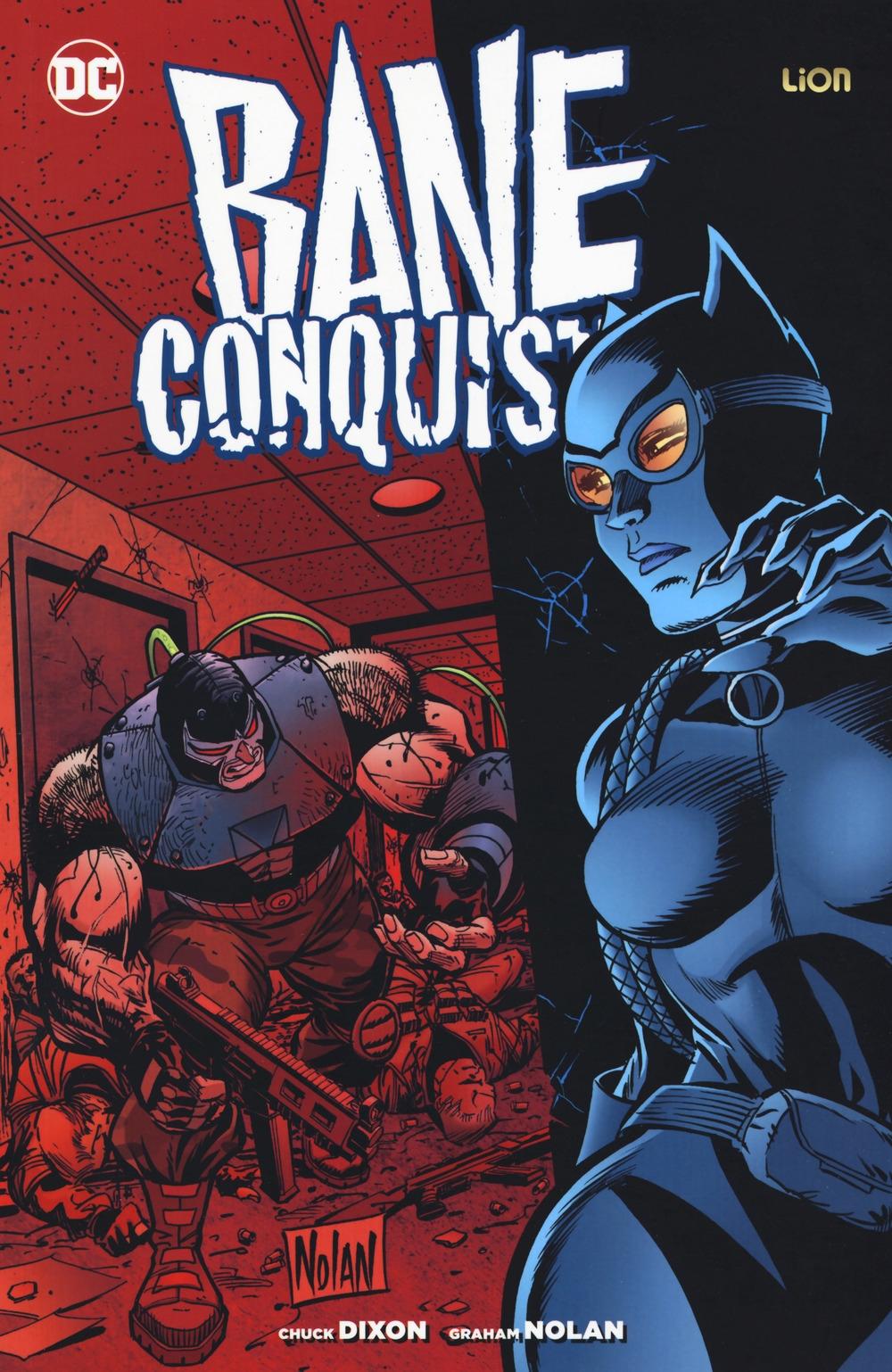 Bane conquista. Vol. 2