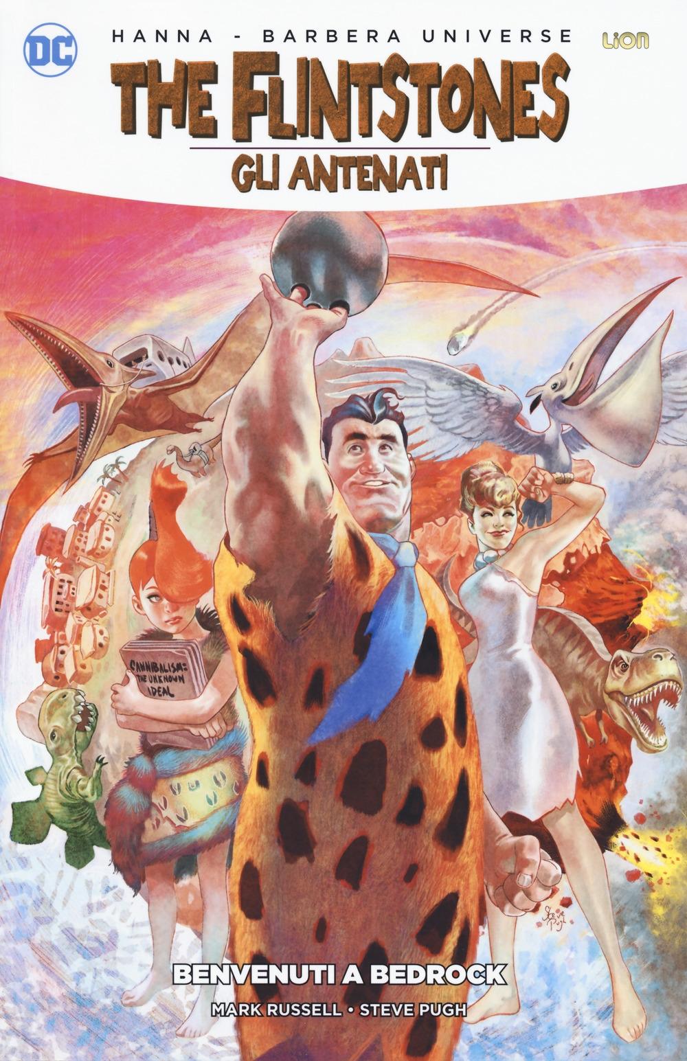 Benvenuti a Bedrock. Gli antenati (The Flintstones)