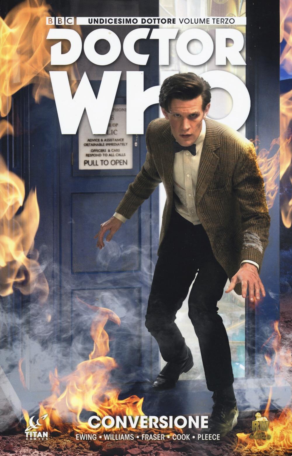 Doctor Who. Undicesimo dottore. Vol. 3: Conversione