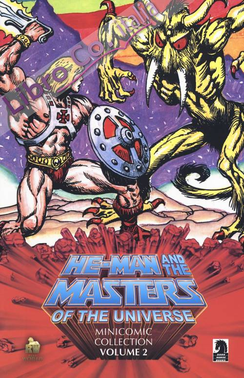 He-Man and the masters of the Universe. Minicomic collection. Vol. 2