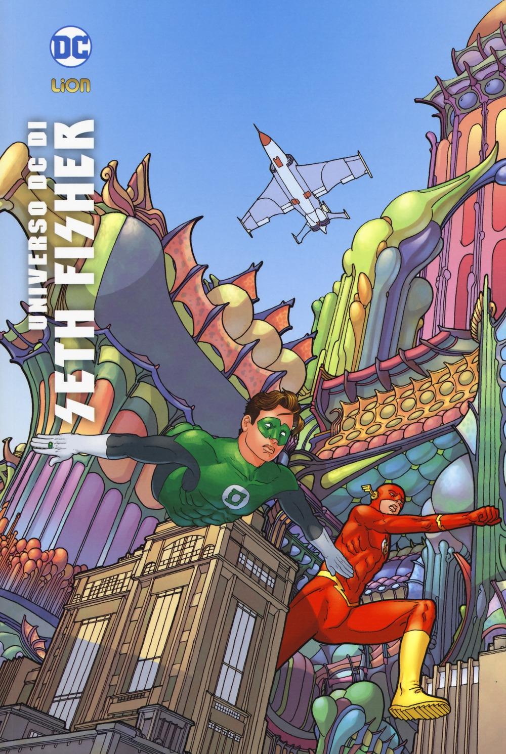 Universo DC di Seth Fisher