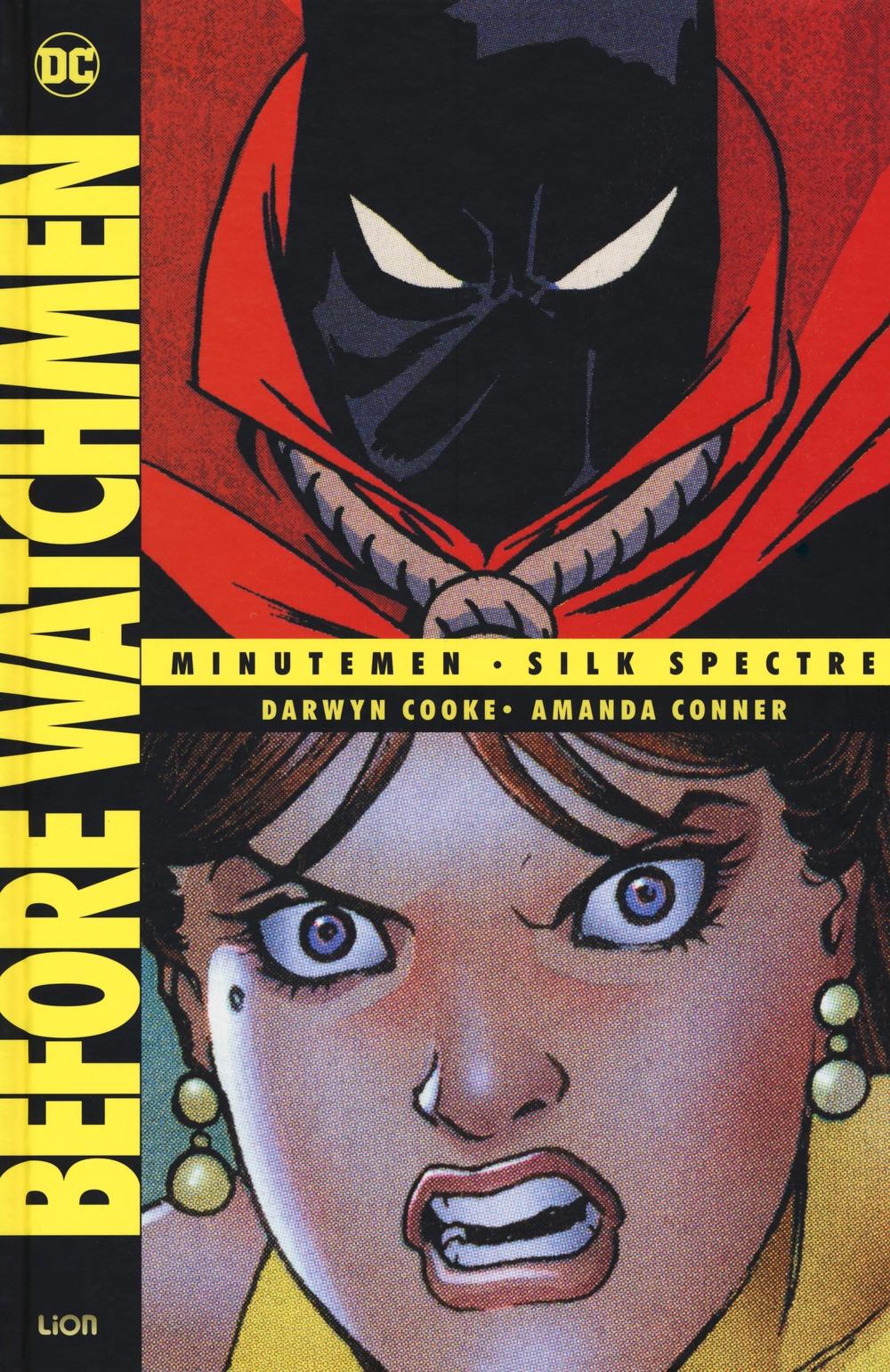 Before Watchmen: Minutemen-Silk spectre. Vol. 2