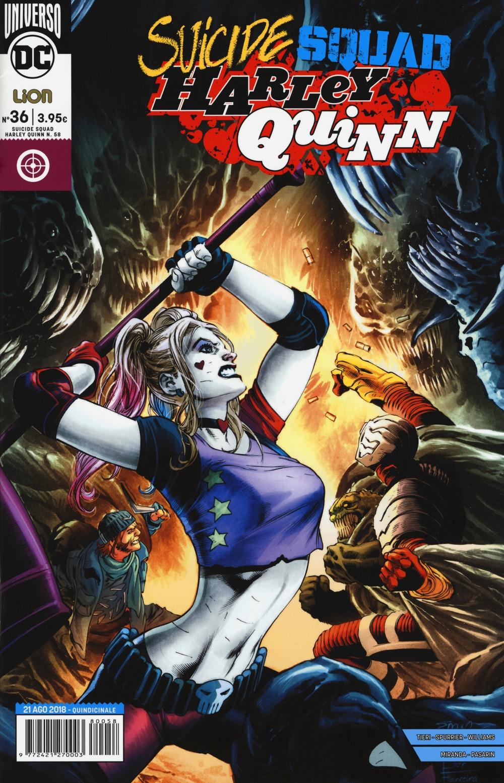 Rinascita. Suicide Squad. Harley Quinn. Vol. 36