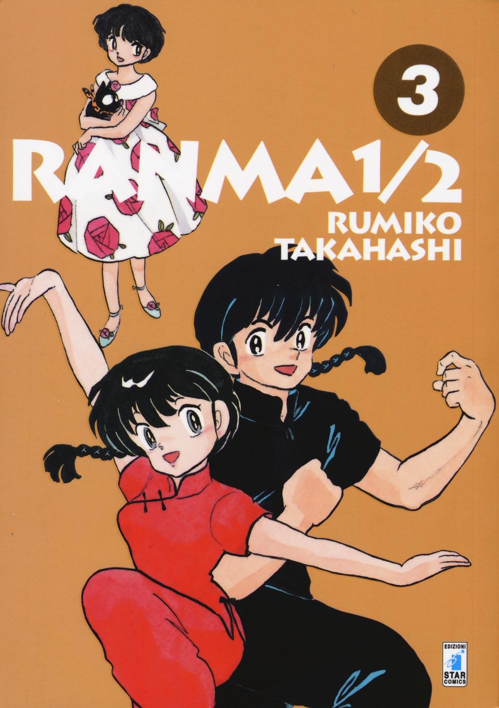 Ranma ½. New edition. Vol. 3