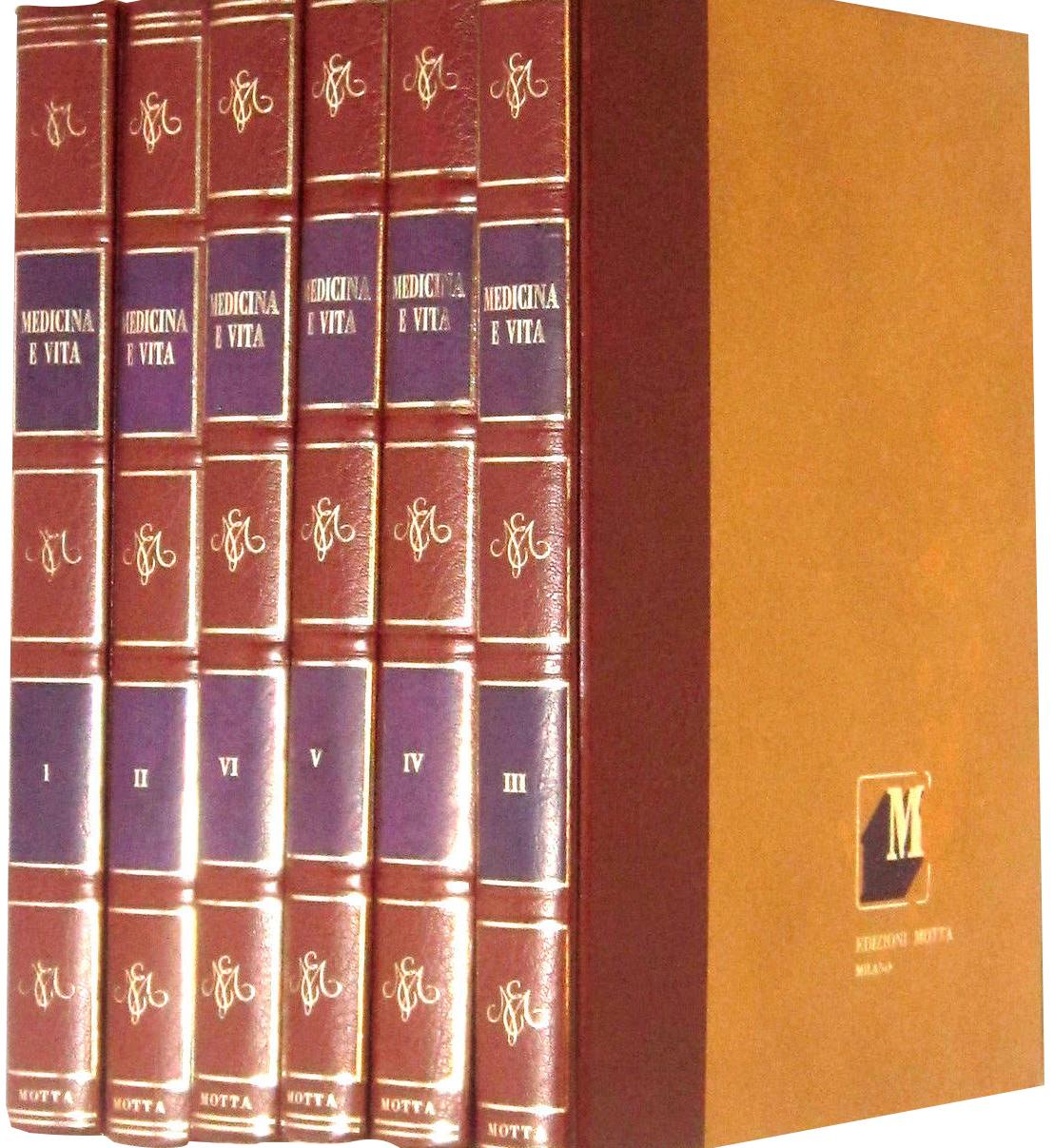 Medicina e Vita. Enciclopedia Medica Motta