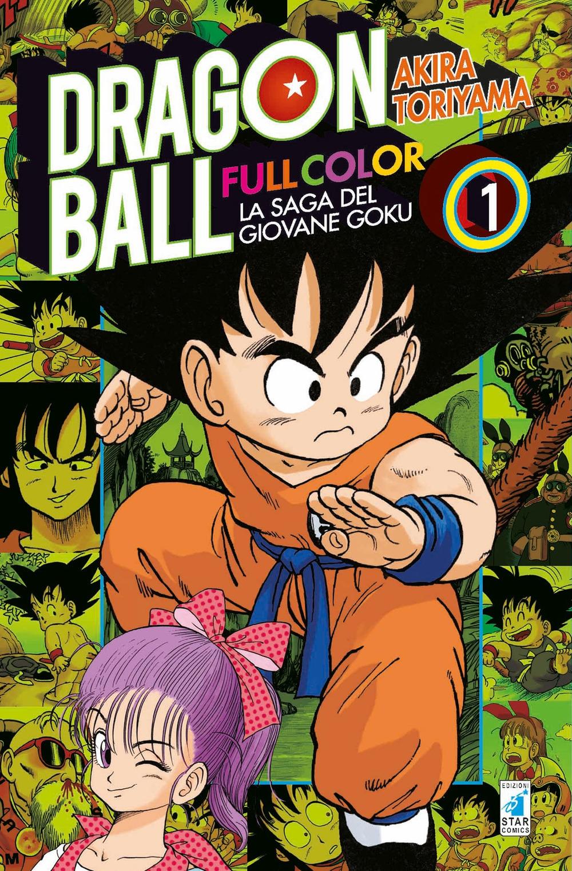 Dragon Ball full color. La saga del giovane Goku. Vol. 1
