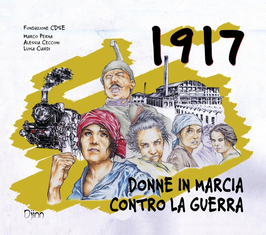 Donne in Marcia Contro la Guerra.