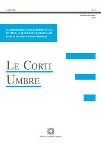Le corti umbre (2016). Vol. 3
