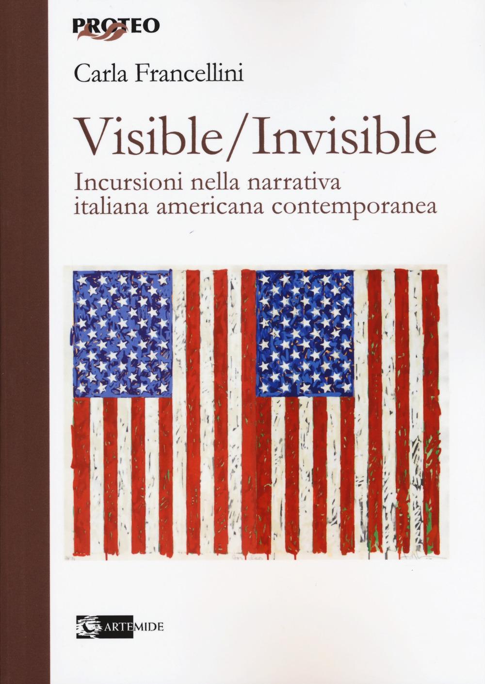 Visible/invisible. Incursioni nella narrativa italiana americana contemporanea