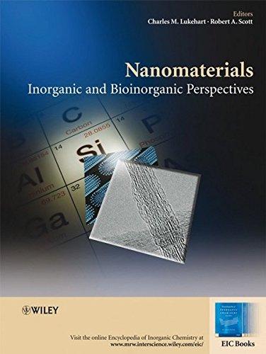 Nanomaterials: Inorganic and Bioinorganic Perspectives