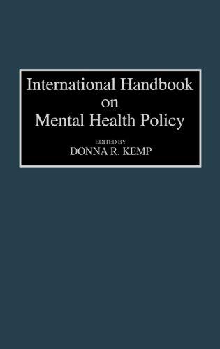 International Handbook on Mental Health Policy