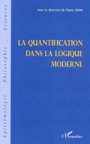 La quantification dans la logique moderne