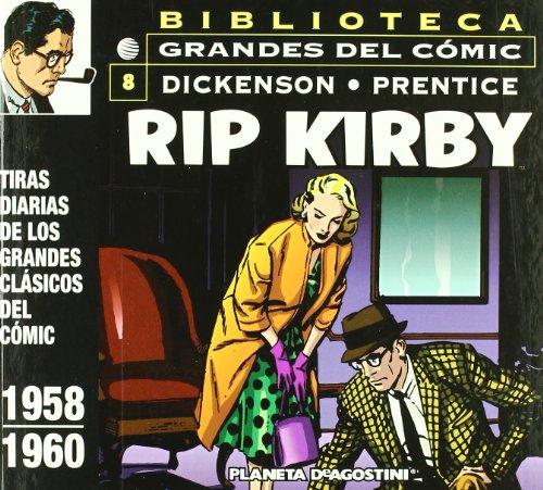 Rip Kirby : la momia robada 8
