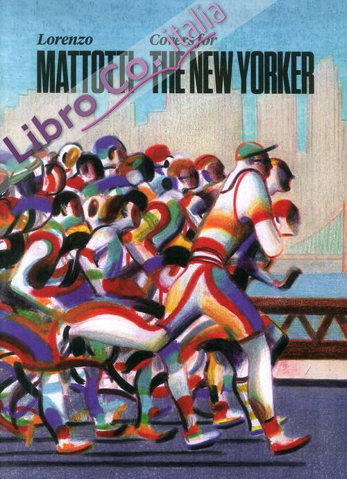 Lorenzo Mattotti. Covers for the New Yorker.