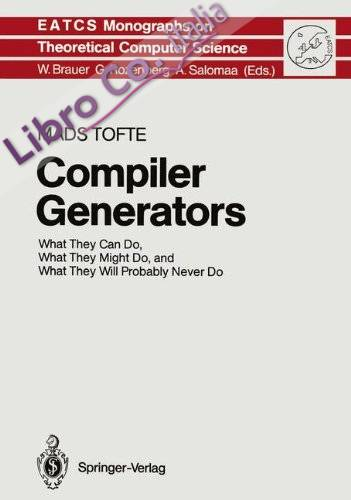 Compiler Generators: What They Can Do, What They Might Do, and What They Will Probably Never Do