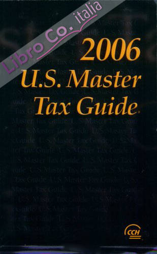Us Master Tax Guide 2006