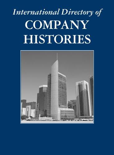 150: International Directory of Company Histories