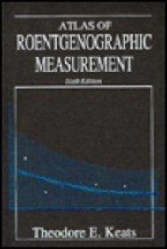 Atlas of Roentgenographic Measurement
