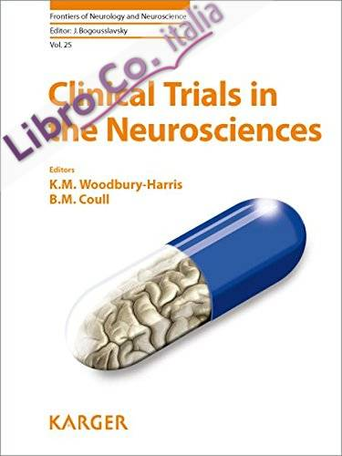 Clinical Trials in the Neurosciences