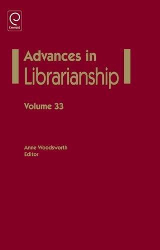 33: Advances in Librarianship