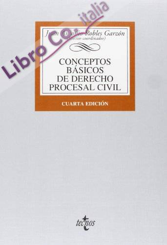 Conceptos Básicos Derecho Procesal Civil / Basics Civil Procedure