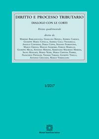 Diritto e processo tributario (2017). Vol. 1