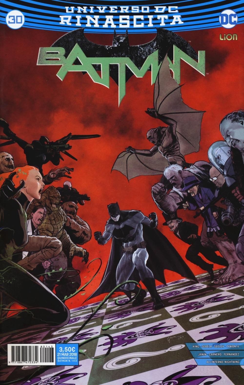 Rinascita. Batman. Vol. 30
