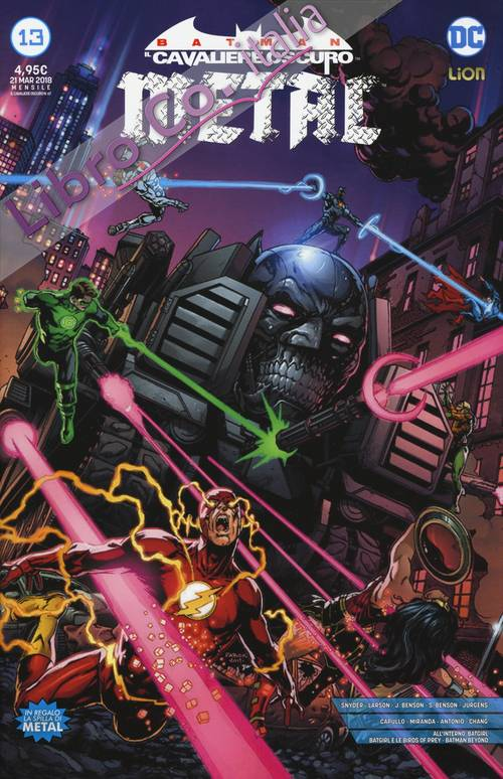 Rinascita. Batman. Il cavaliere oscuro. Variant. Vol. 13