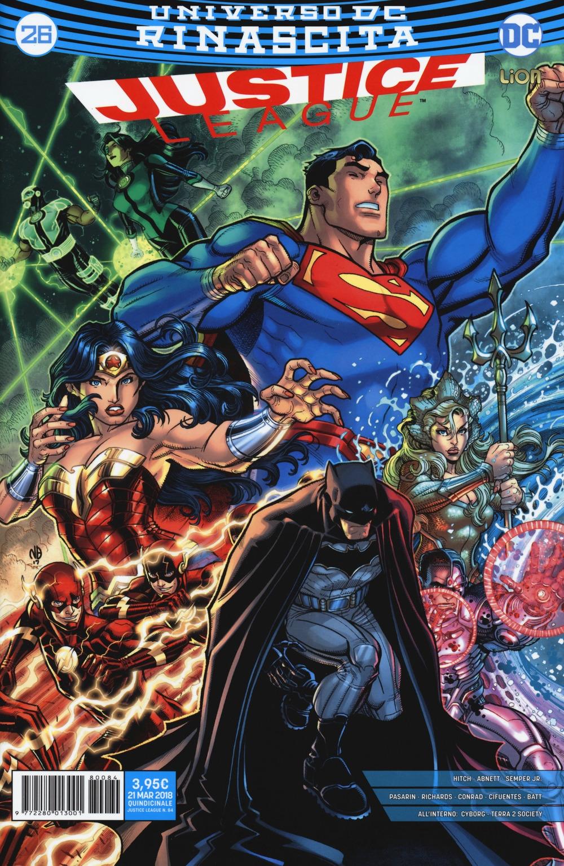 Rinascita. Justice League. Vol. 26