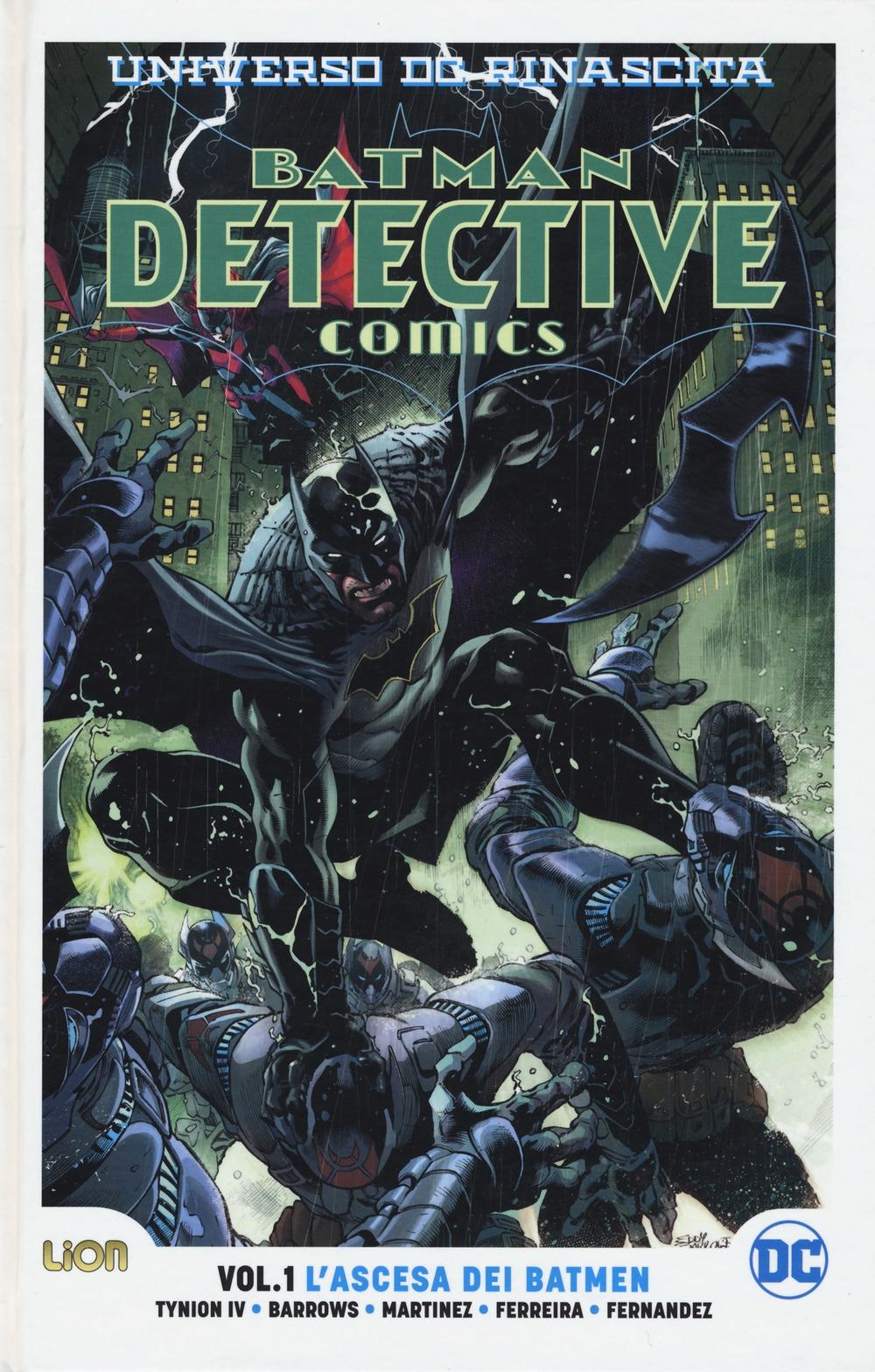 Batman detective comics. Vol. 1: L' ascesa dei batmen