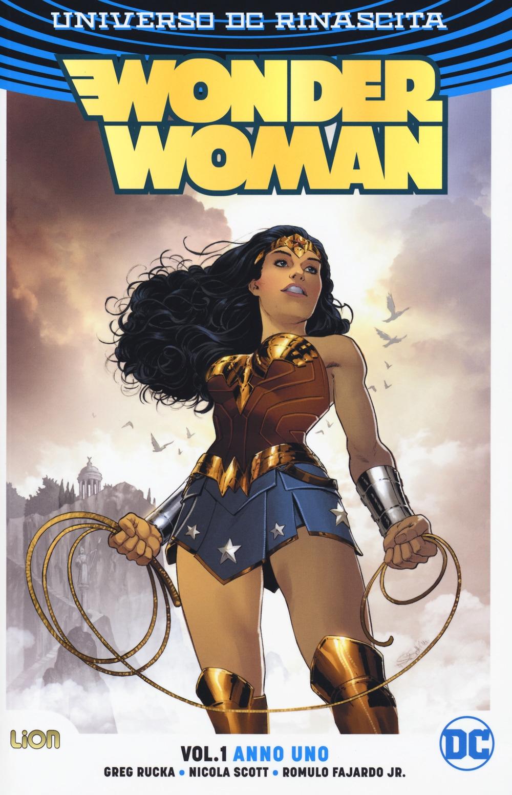 Wonder Woman. Anno uno. Vol. 1
