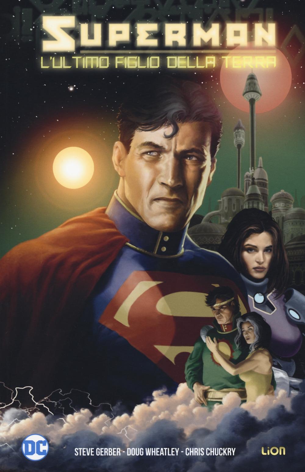 L'ultimo figlio della terra. Superman