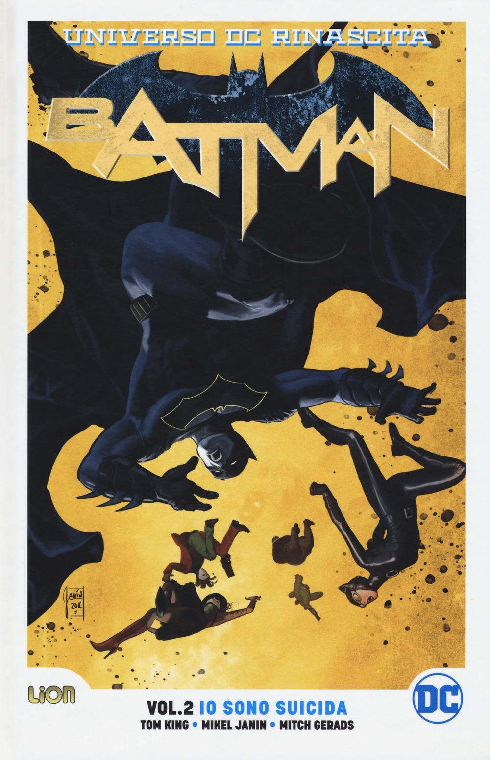 DC rebirth. Batman. Vol. 2: Io sono suicida
