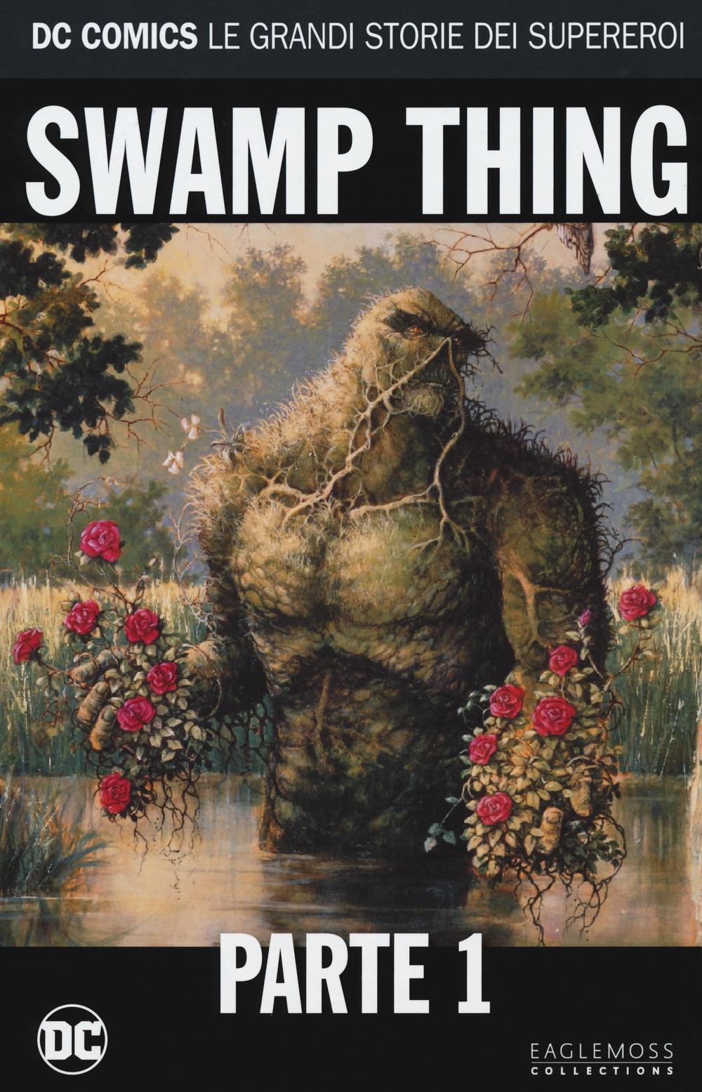 Swamp Thing. Vol. 1
