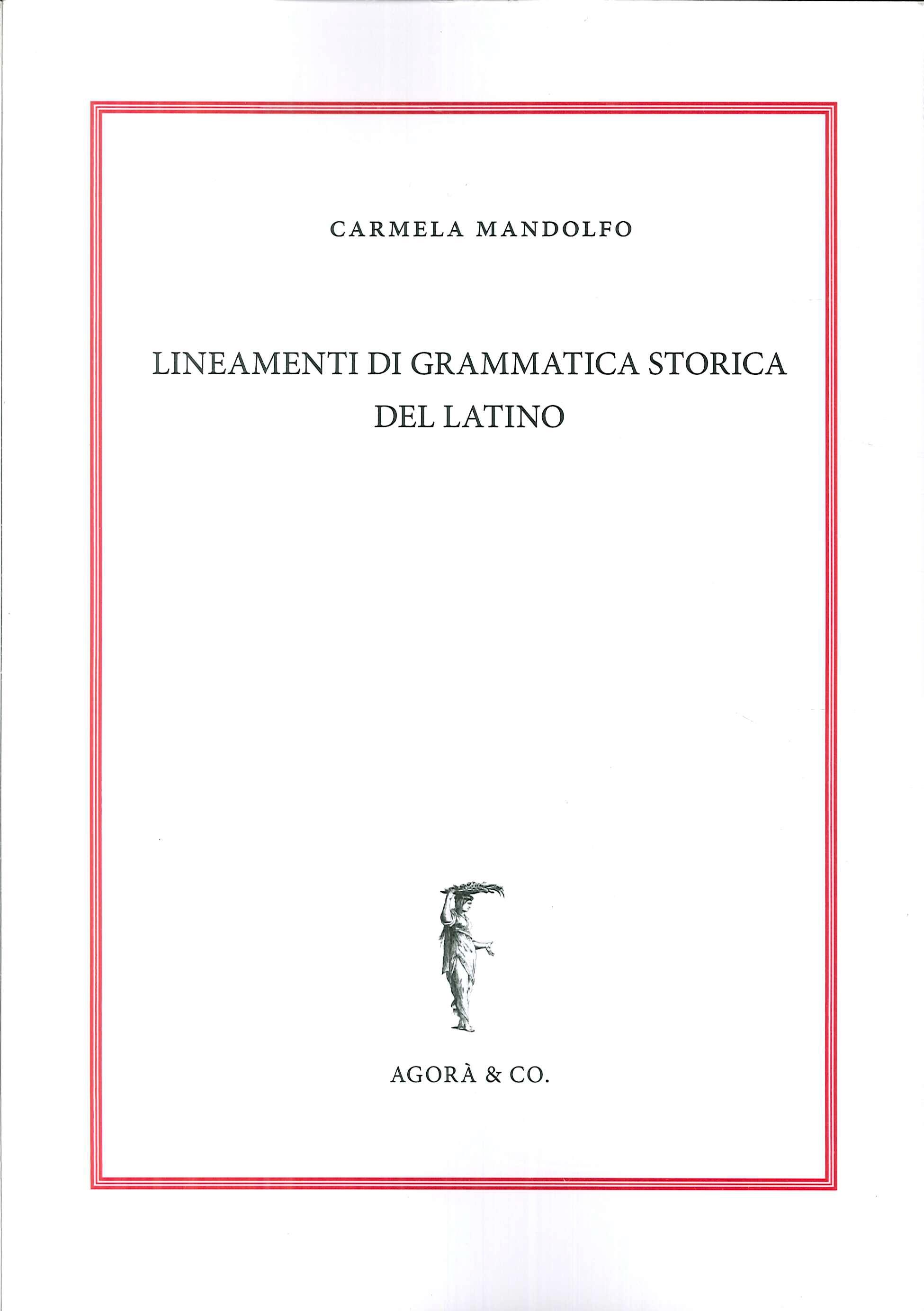 Lineamenti di Grammatica Storica del Latino
