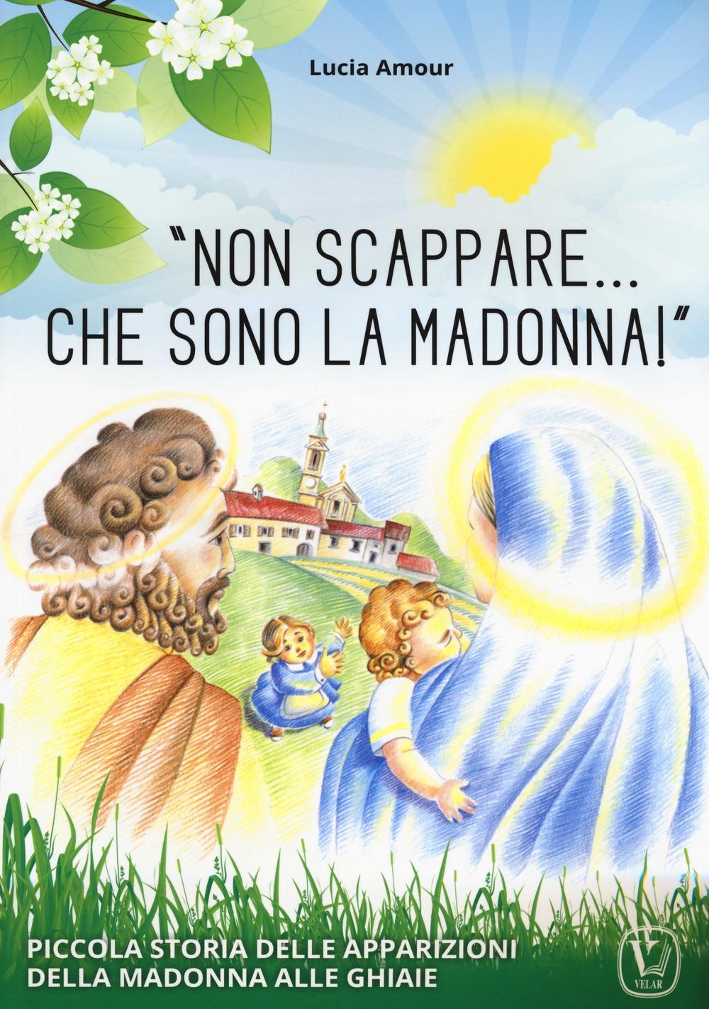 «Non scappare... che sono la Madonna!» Piccola storia delle apparizioni della Madonna alle Ghiaie