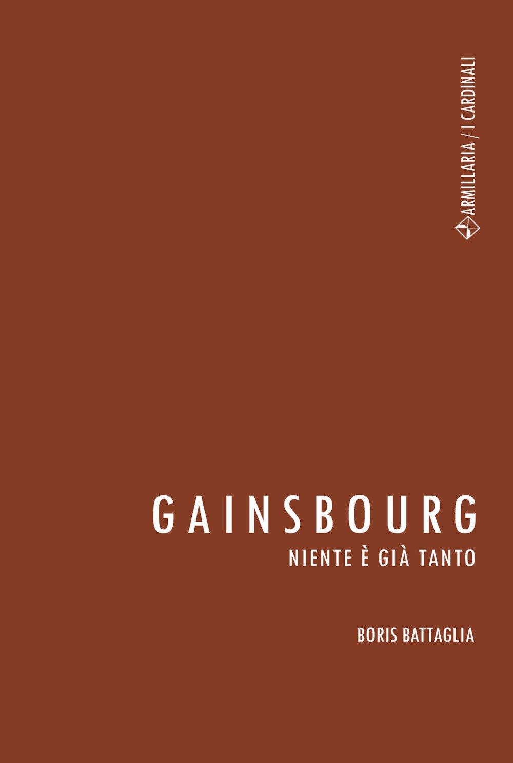 Gainsbourg. Niente è già tanto