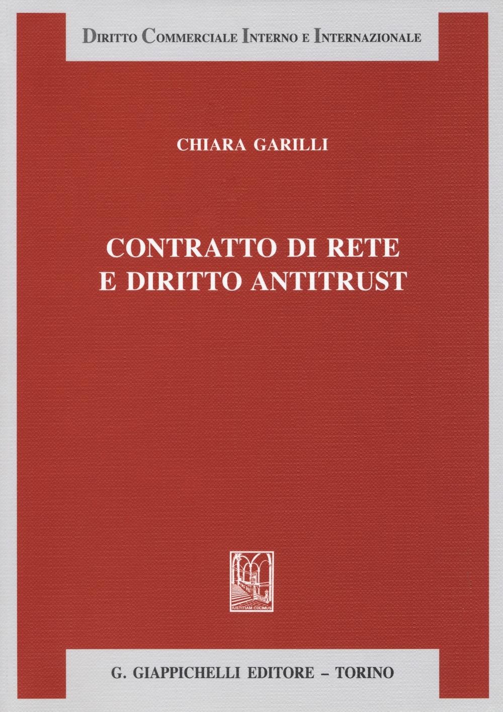 Contratto di rete e diritto antitrust