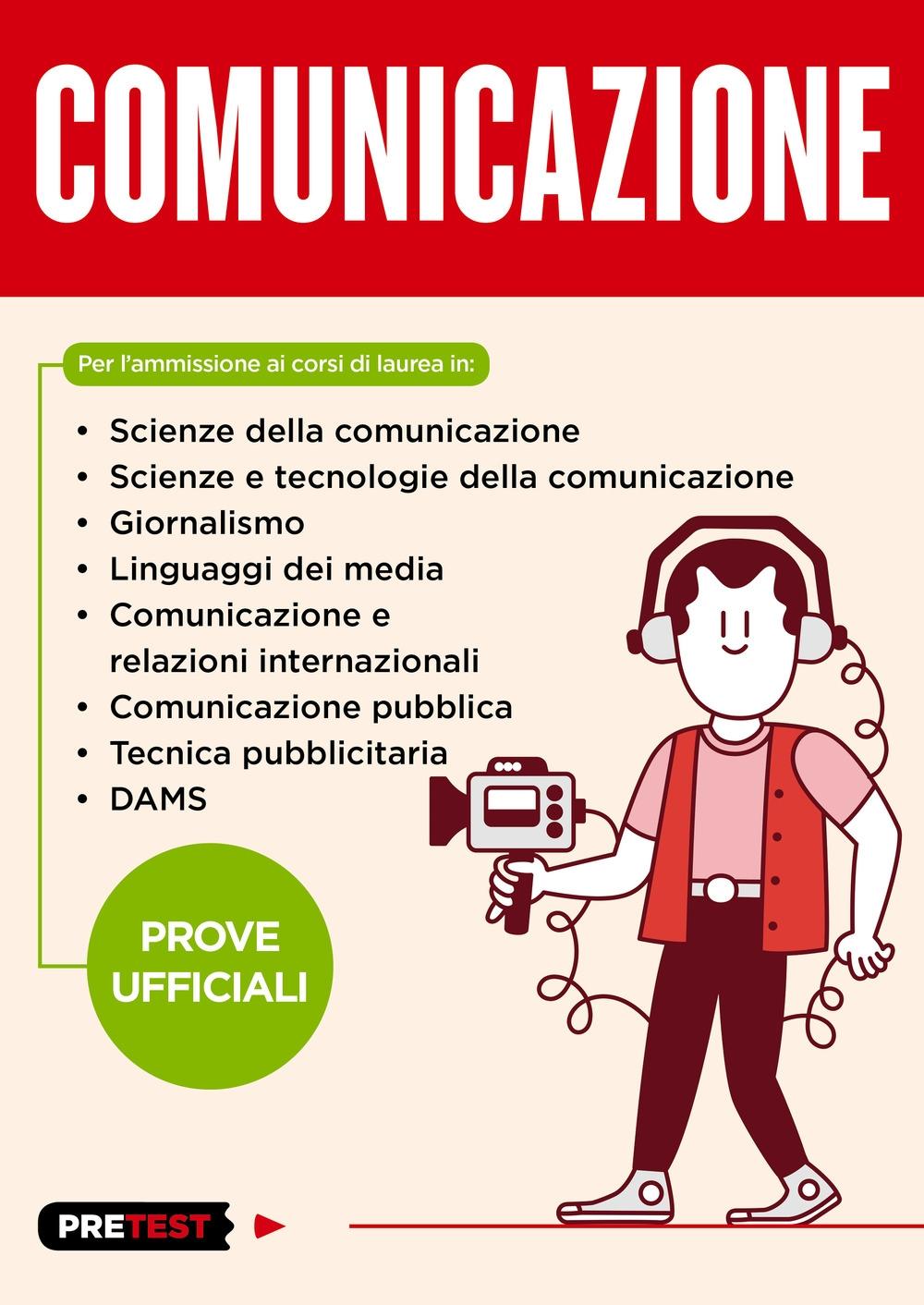 Comunicazione. Prove ufficiali