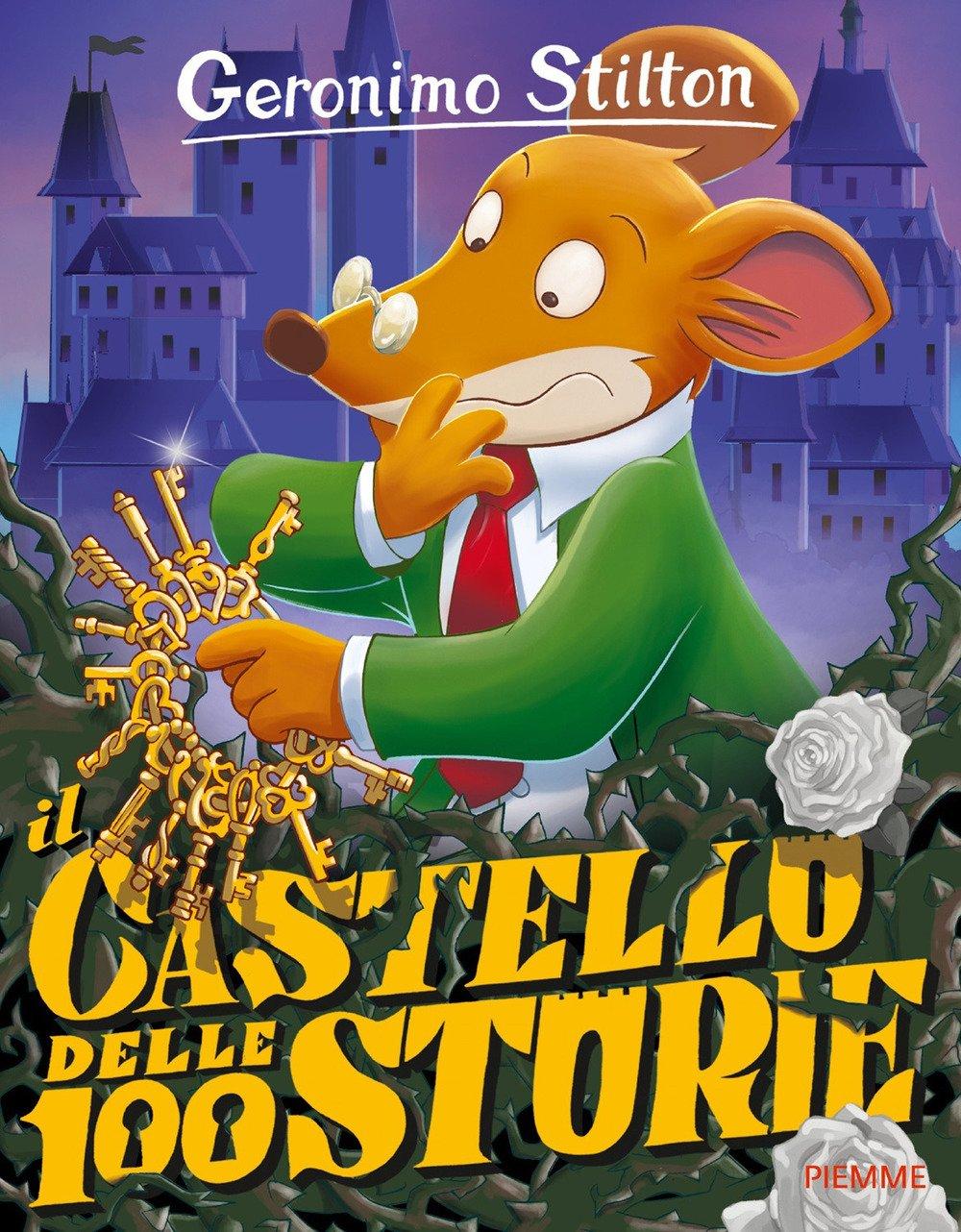 Il castello delle 100 storie. Ediz. illustrata