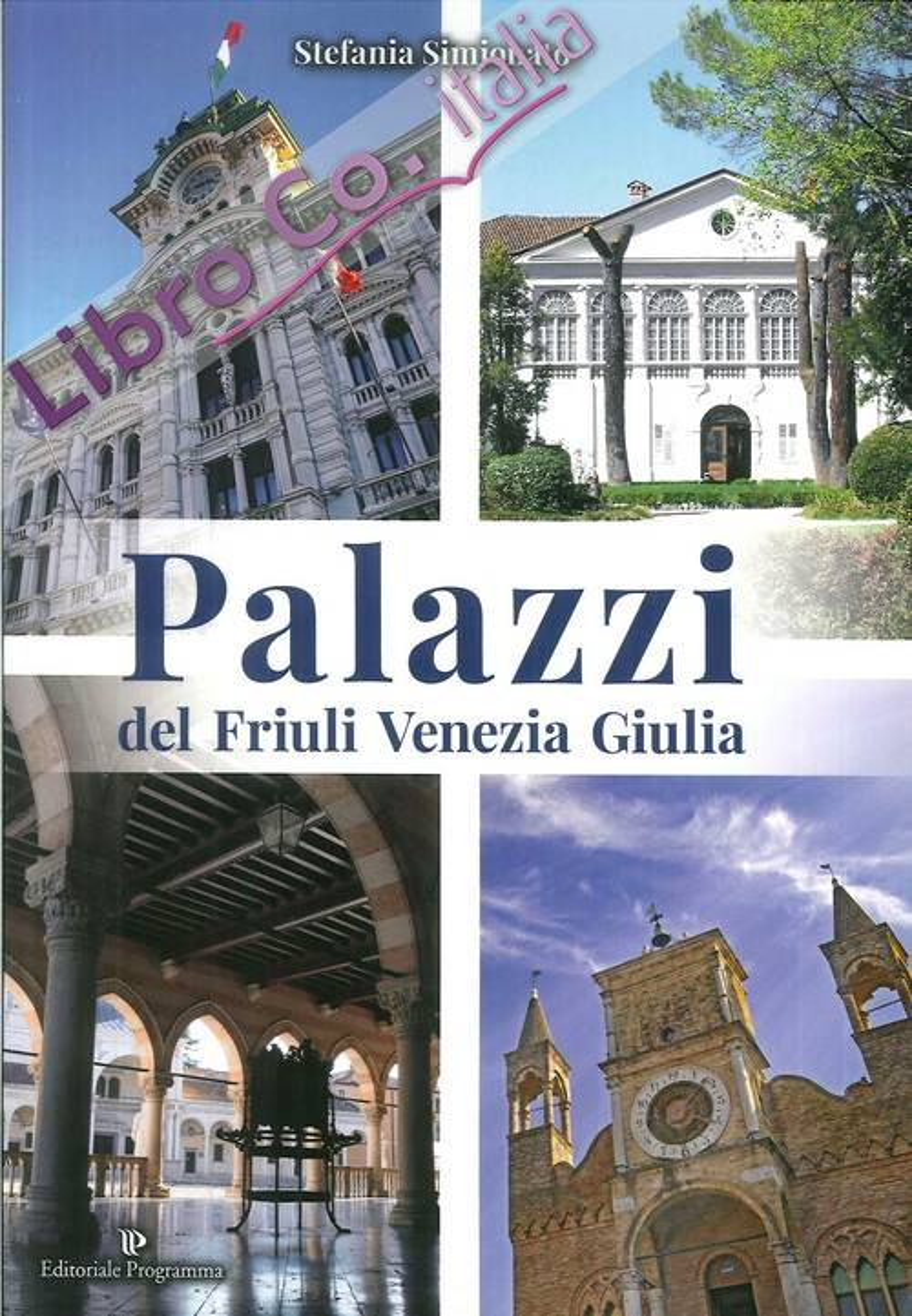 Palazzi del Friuli Venezia Giulia.
