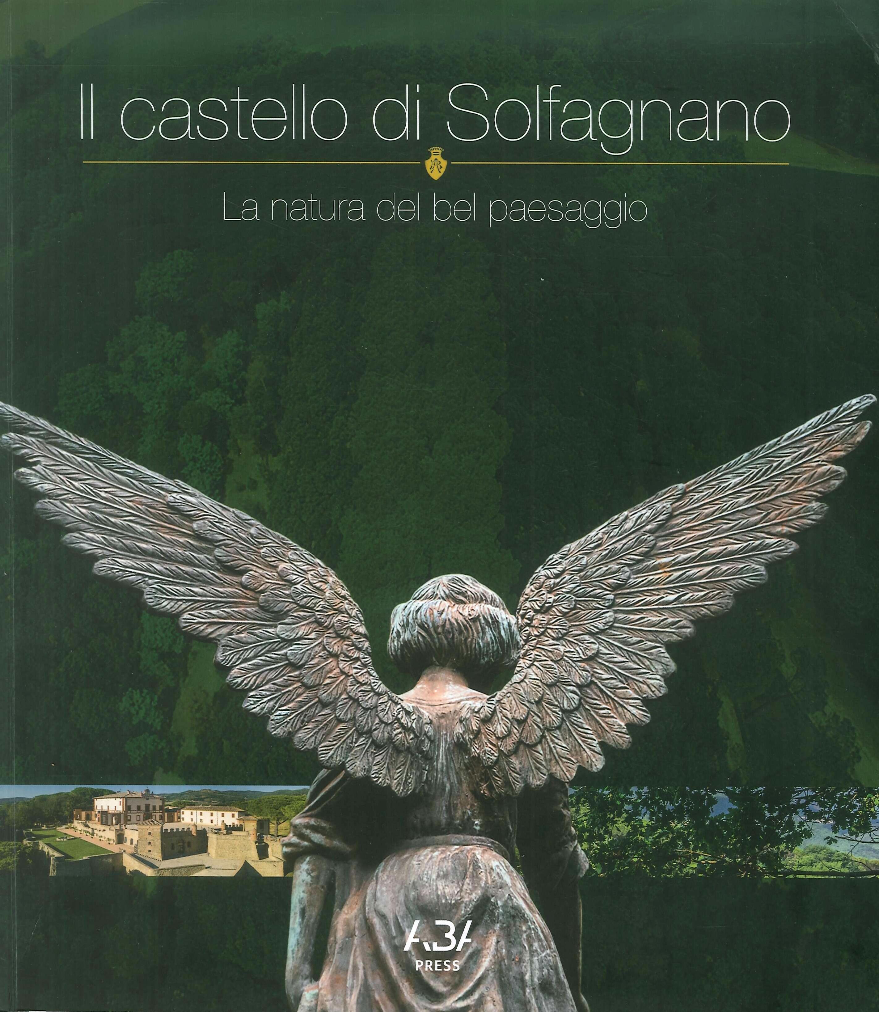 Il castello di Solfagnano. La natura del bel paesaggio