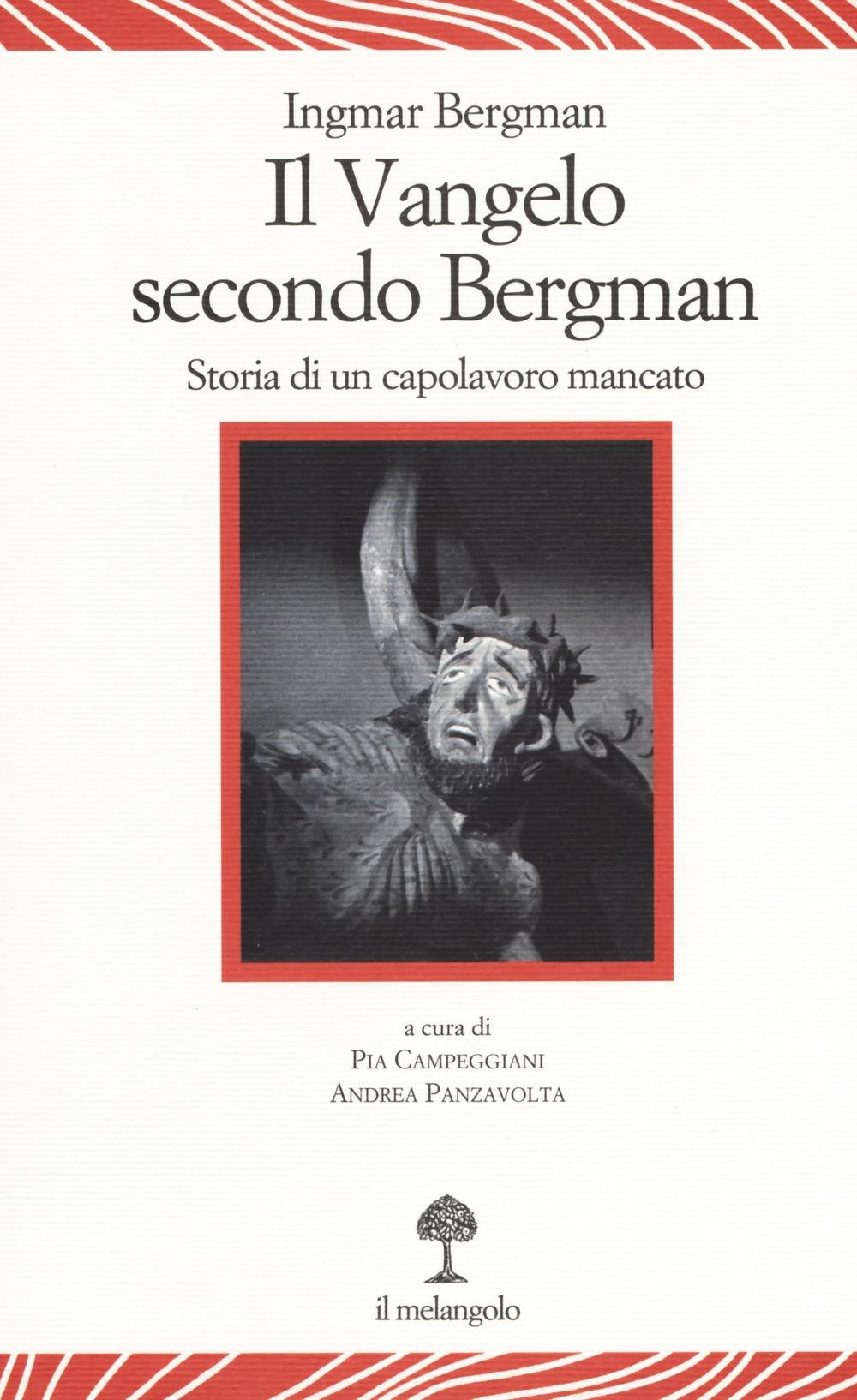 Il vangelo secondo Bergman. Storia di un capolavoro mancato. Testo svedese a fronte. Ediz. bilingue