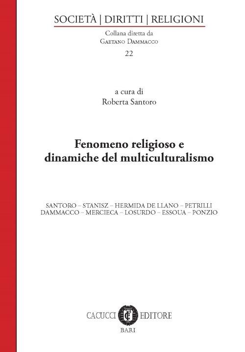 Fenomeno religioso e dinamiche del multiculturalismo