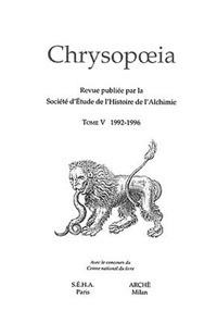Chrysopoeia. Vol. 5: 1992-1996
